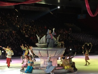 Disney On Ice gives a magical show