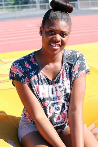 Koletta Wooten: Athlete at heart
