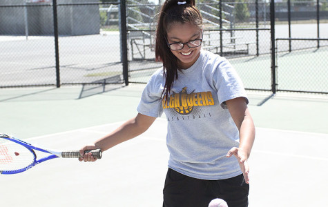 JESSICA CHAVARIN: Competitive, committed to her game