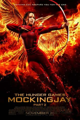 'Mockingjay Part 2' wraps up Hunger Games series