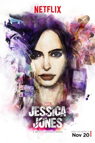 'Jessica Jones' is a dark binge watch