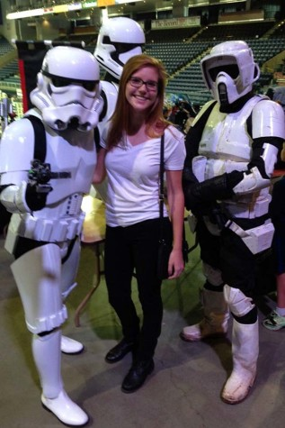 THE FORCE 'AWAKENS' FANS