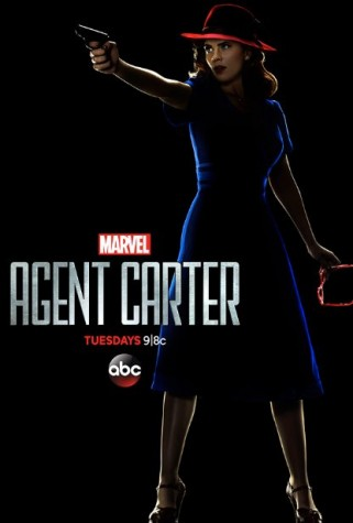 'Agent Carter' returns with a bang