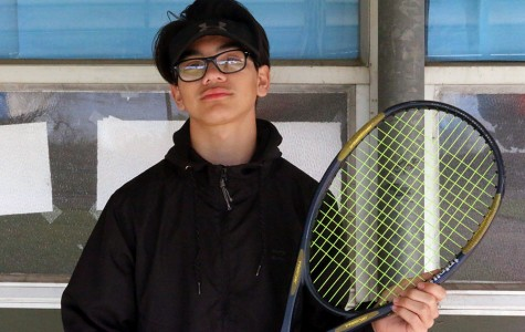 BRANDON ALONSO-RAMOS: Tennis creates brotherly bonds