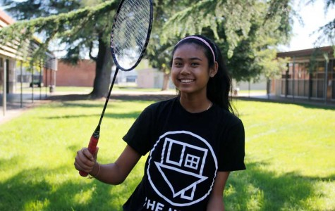 KAYLA YOEUM: Badminton draws out competitiveness
