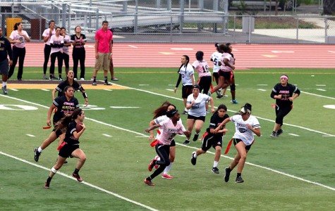 Stagg vs Chavez kicks off the powderpuff season