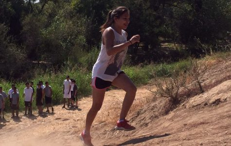 LIZZETE RAMOS: Perks of being a cross country runner