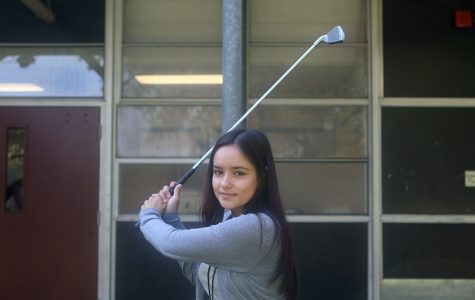 ASHLEY BUFFO: Swinging for success