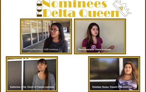 2016 Homecoming Queen Candidates