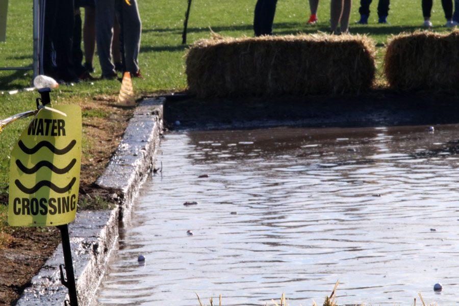 Cross country has mud run fun