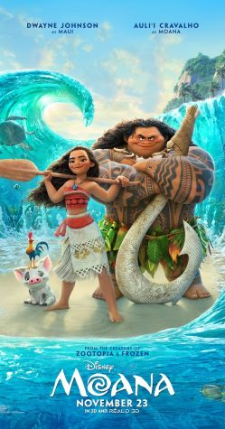 'Moana' leaves a refreshing feel in the Disney franchise