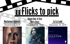 Flicks to pick for December 2016