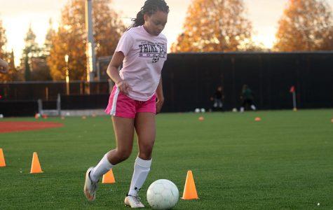 Erykah Smith: 'Breaking ankles'