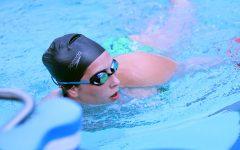AMANDA MUNOZ: A passion for swimming