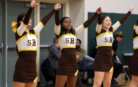 TENIYAH WASHINGTON: Coaching cheer gives a new perspective