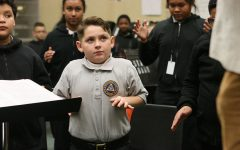 PSA cadets learn basics  of music, prep for future