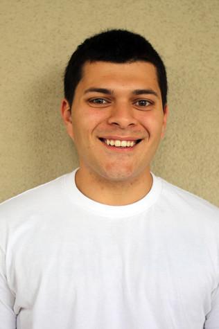 Justin Galvan is a member of the varsity baseball team.