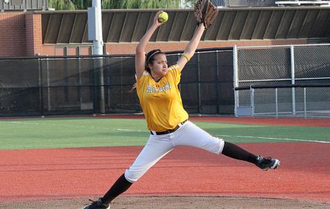 Injury challenges dedication to softball
