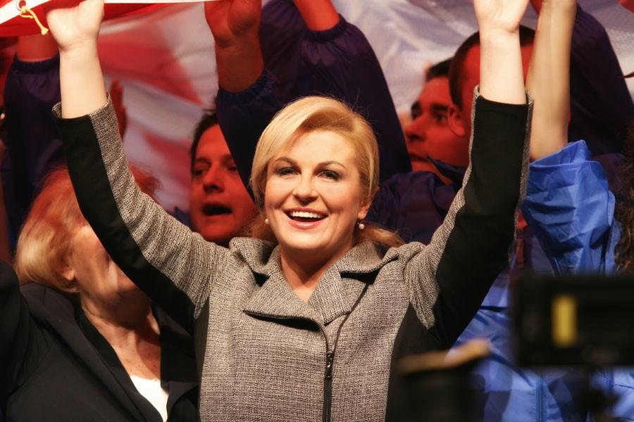 Croatia elects first female president – Stagg Online
