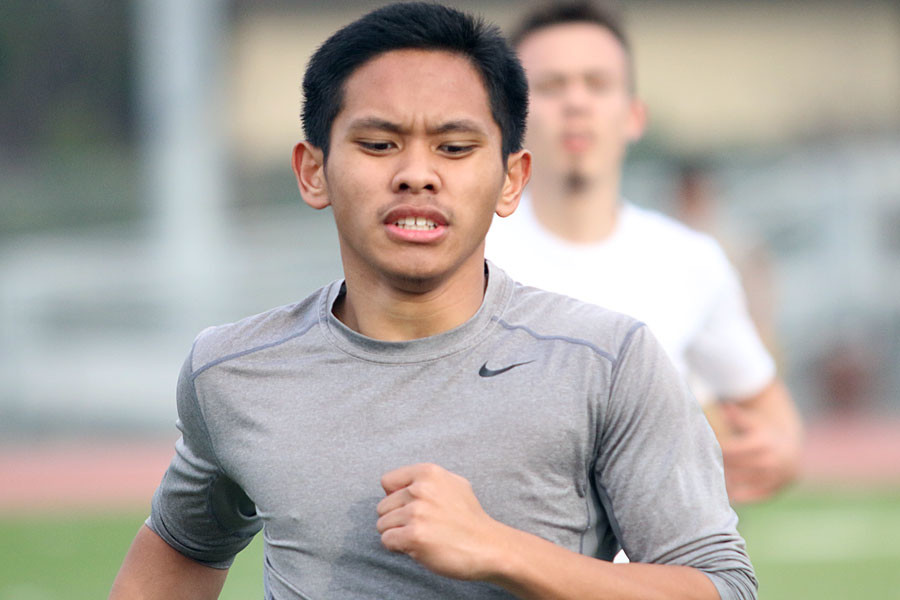 WEEKLY SPORTS FOCUS: Michael Albinto