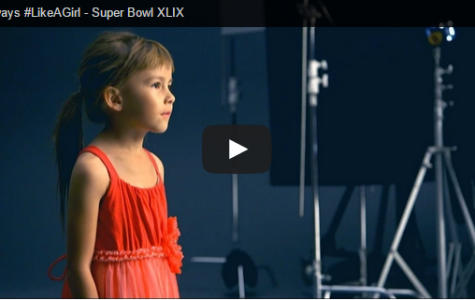 Groundbreaking #LikeAGirl ad airs during Super Bowl
