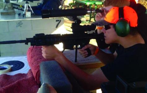 Teens learn gun safety through family