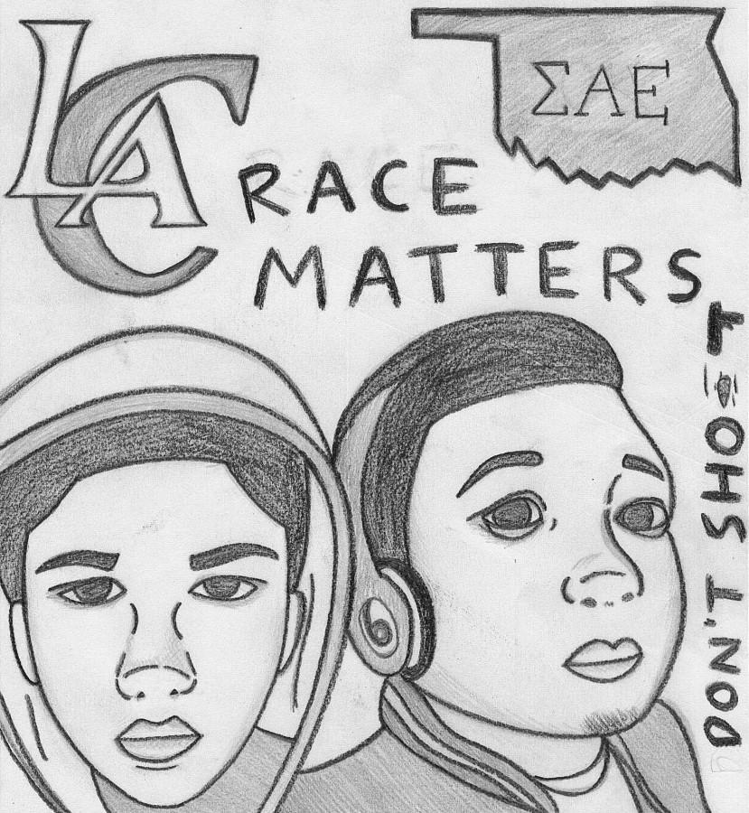 Racism still alive