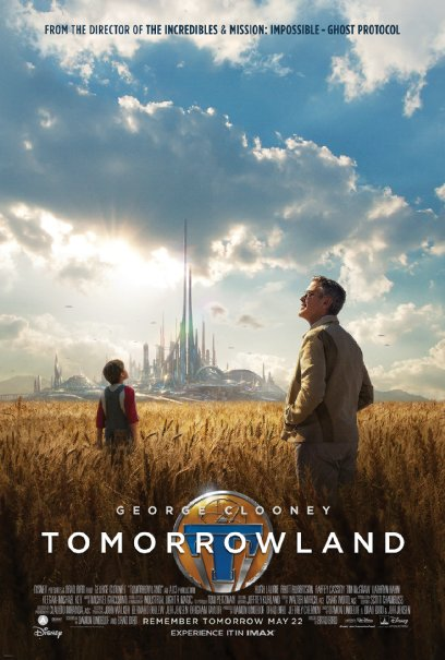 'Tomorrowland' is an inspiring story