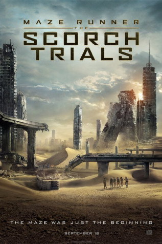 'Maze Runner: The Scorch Trials' amazes