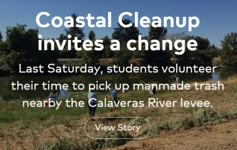 Coastal Cleanup invites a change