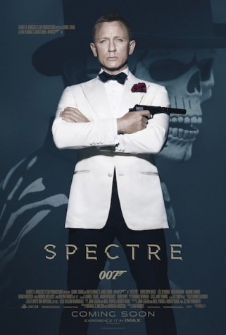 From 'Spectre,' with disappointment