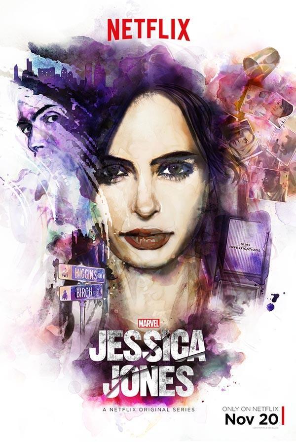 'Jessica Jones' is a dark binge watch