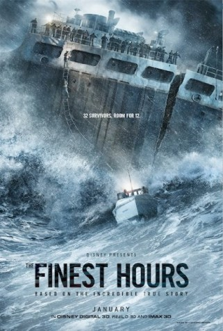 'The Finest Hours' tides in as a great thrill