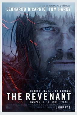 'The Revenant' is gorily beautiful