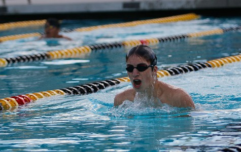 Swimming beats Edison in the first meet of the year