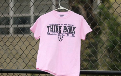Friday March 4 the Breast Cancer Awareness tournament has held on Stagg's fields.  Both JV and varsity girls soccer team participated and played several teams from around the valley. Pink t-shirts were hung around the soccer and football field to represent the tournament.