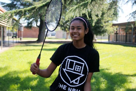 KAYLA YOEUM: Badminton draws out competitiveness
