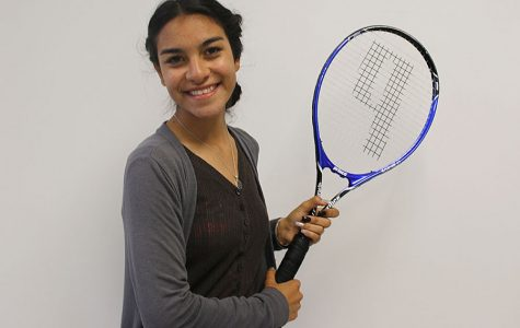 JAZMIN BARBOSA: Breaking out of shell through sports