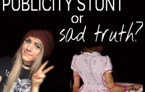 Publicity Stunt or the Sad  Truth