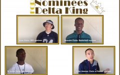 2016 Homecoming King Candidates