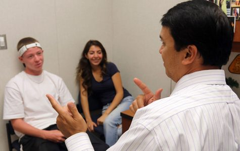 Year starts with crowded counseling office, classes