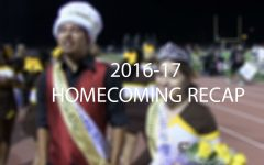 2016-17 Homecoming Recap