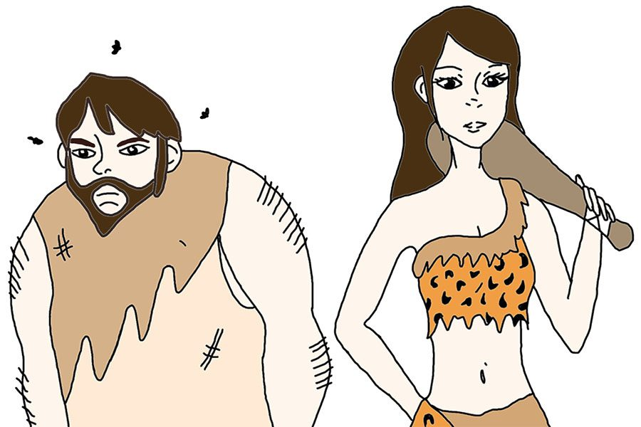 Society promotes sexualized costumes