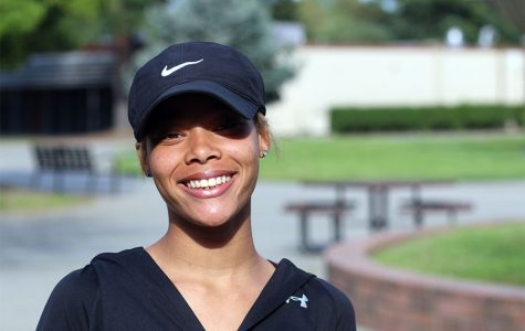 CYVANNA BOWEN: Running after scholarships
