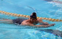 GINA MANGILI: A passion for swimming