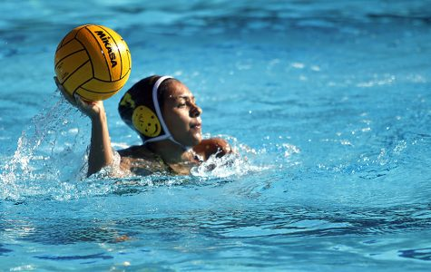 MALIA CHRISTIANO: Swim inspires water polo