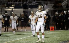 ELIJAH MENCHACA: Football helps adjust to new school
