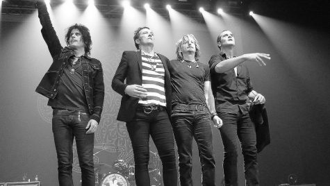 Stone Temple Pilots return to form with