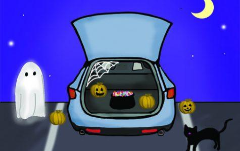 PLUS and ASB host Halloween activities