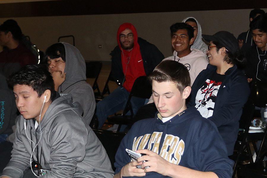 Stagg hosts Super Smash Bros. tournament